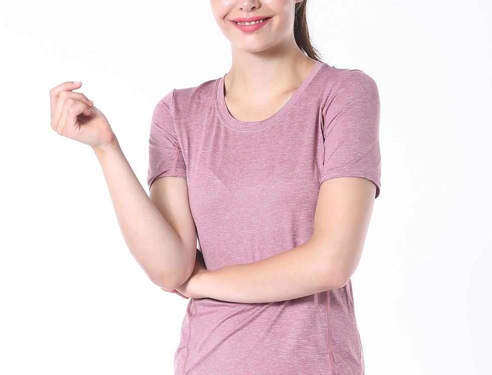 Short Sports Shirt - Pink