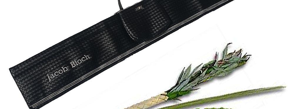 Lulav And Etrog Bags - Black