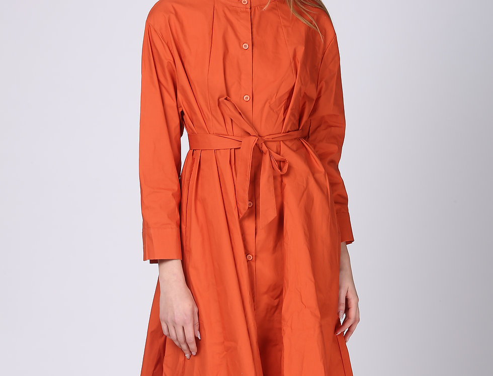 Oversize Terry Dress