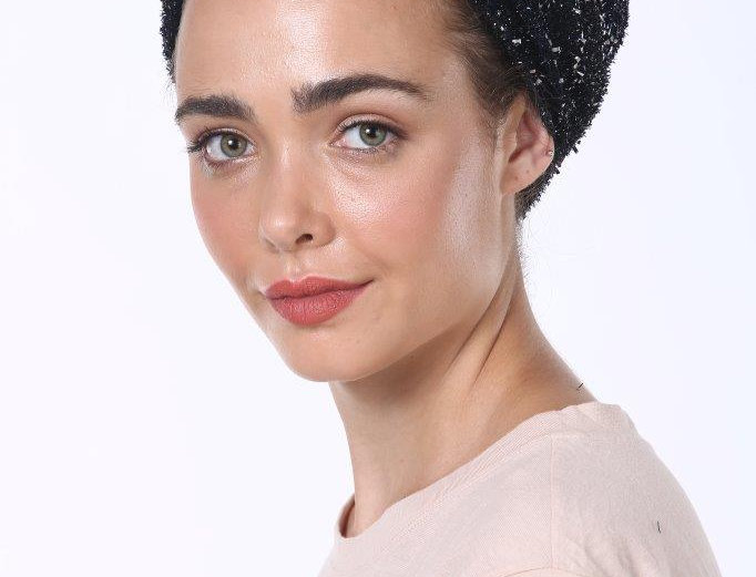 Partial/Full Turban - Rugged Navy Blue Silvertouch