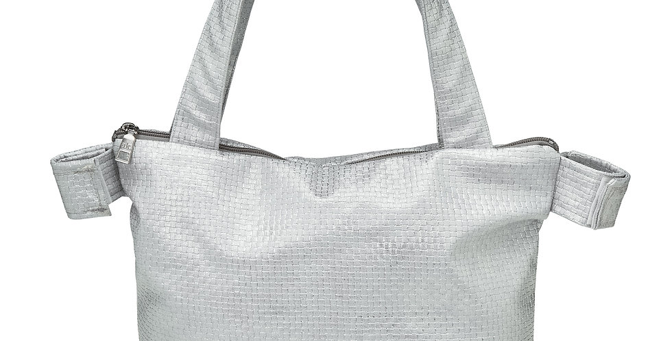 Baby Stroller Bag - Classic Silver