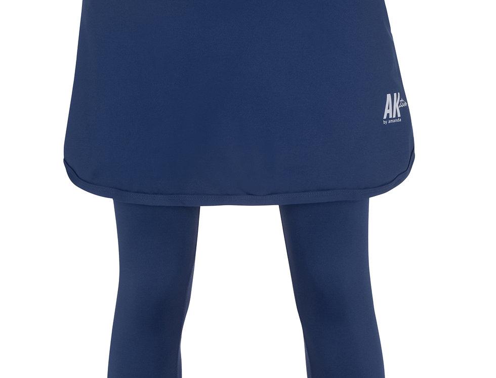 Mini Sports Skirt - Dark Blue