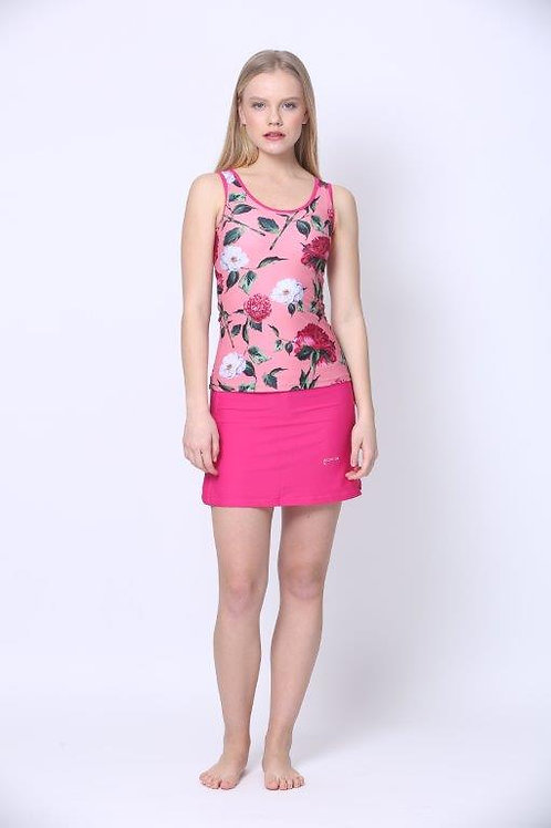 Tankini - Pink Floral