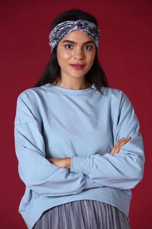 Star sweater -blue