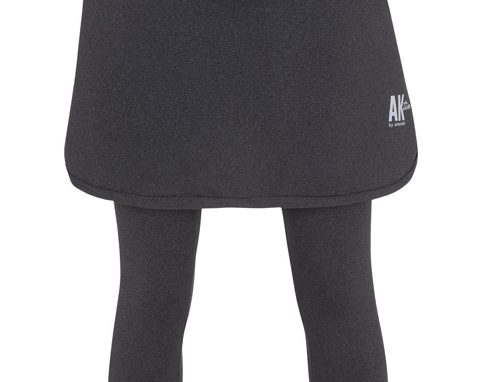 Mini Sports Skirt - Grey