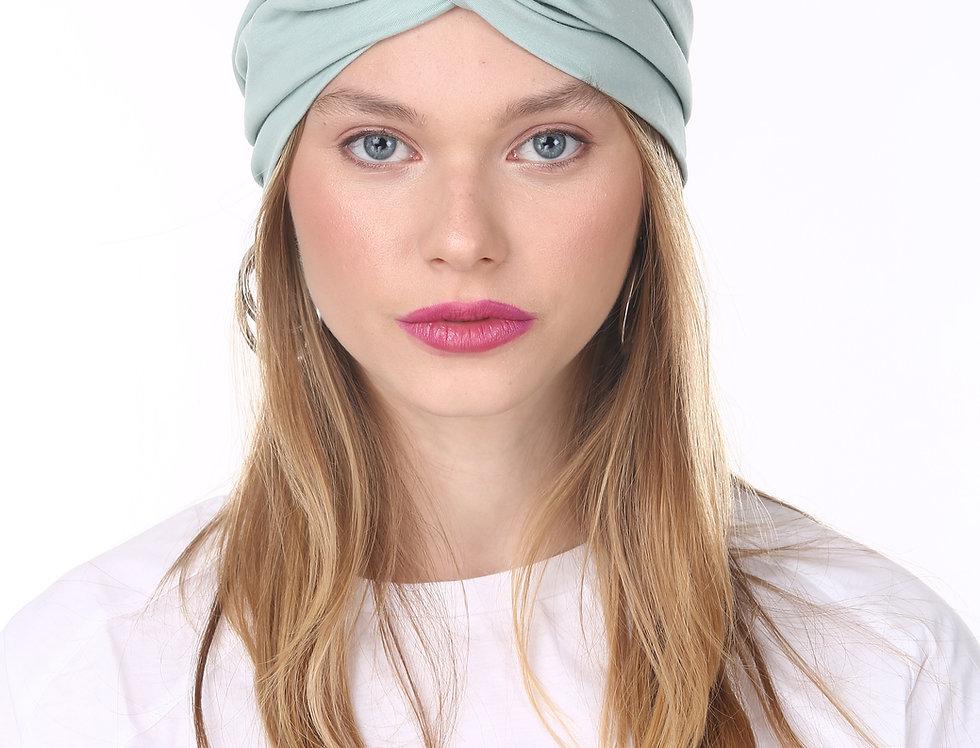 Thin Turban - Basic Mint