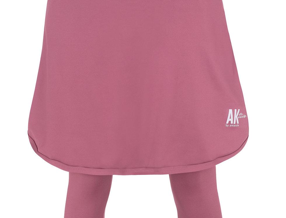 Short Sports Skirt - Pink