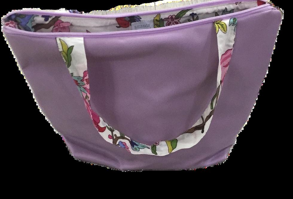 Baby Stroller Mia Bag - Purple