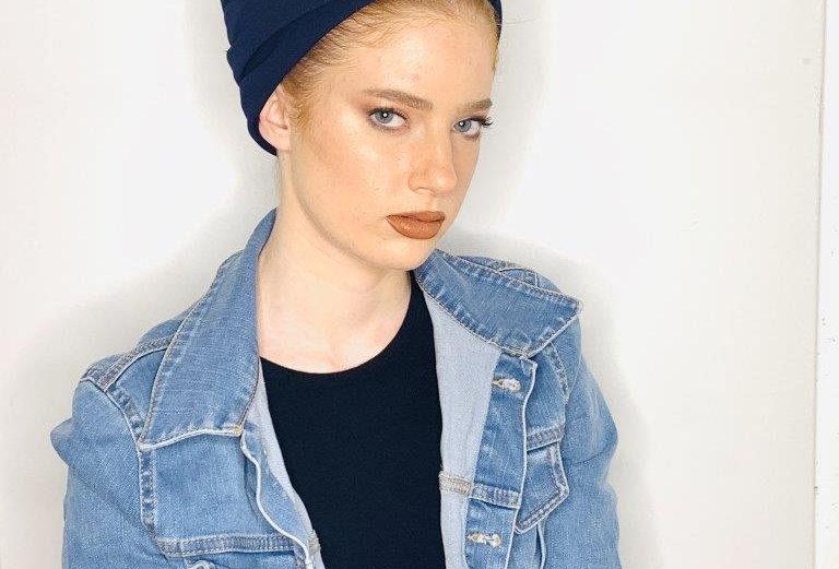 Partial/Full Turban - Blue