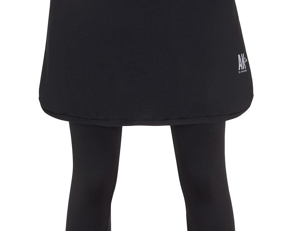 Mini Sports Skirt - Black