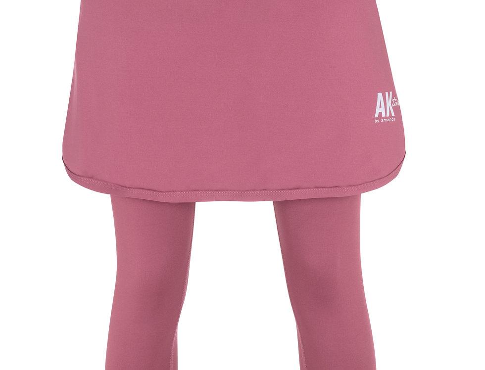 Mini Sports Skirt - Pink