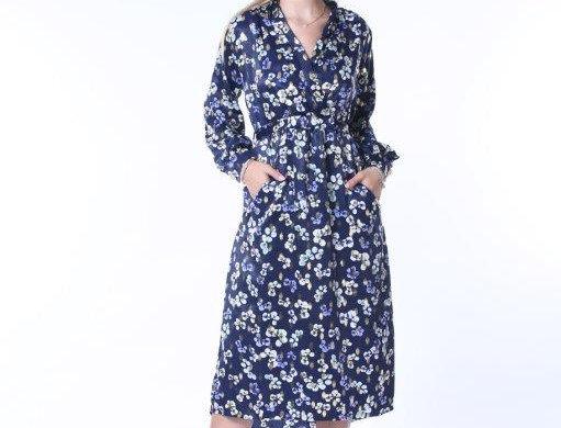 Silky Dress - Nevada