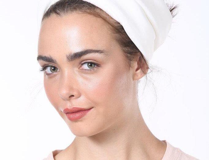 Partial/Full Turban - Scuba White