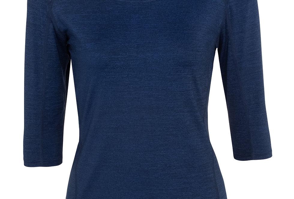 3/4 Sports Shirt - Dark Blue