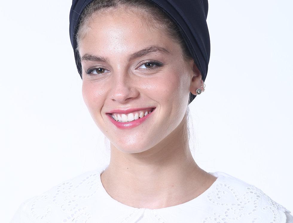 Partial/Full Turban - Scuba Blue