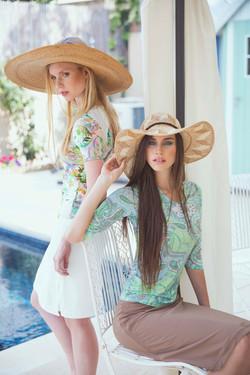Amanda K Modest Swimwear 2