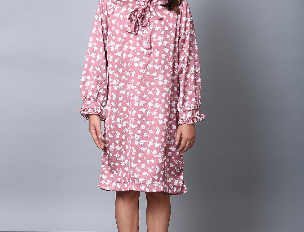 Antique Pink Dress