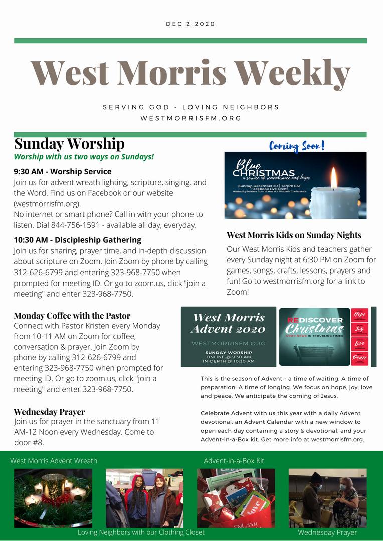 WM Weekly