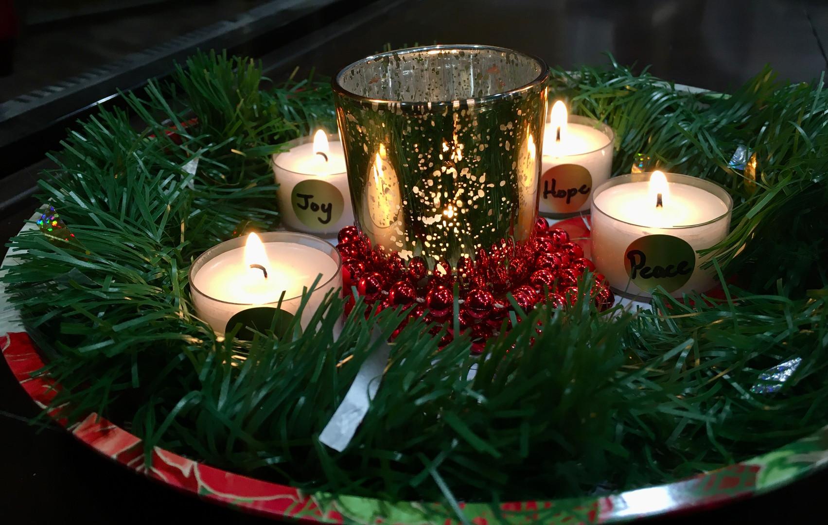 Advent & Christmas at WM