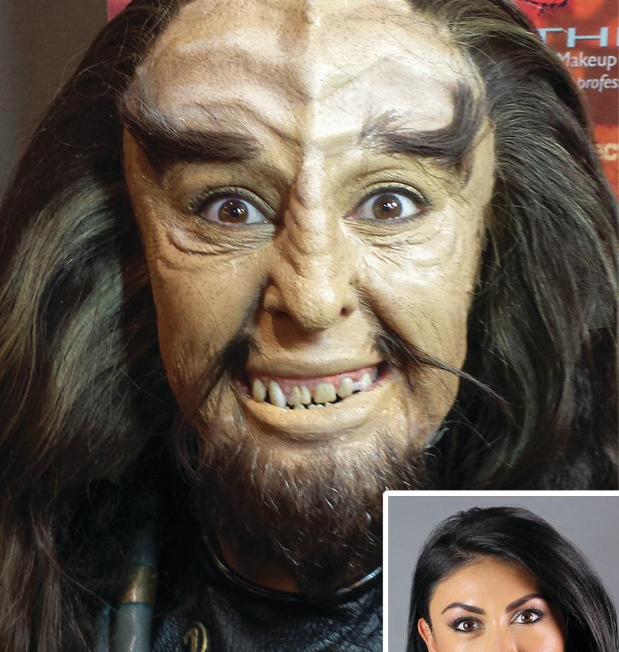 Klingon transformation
