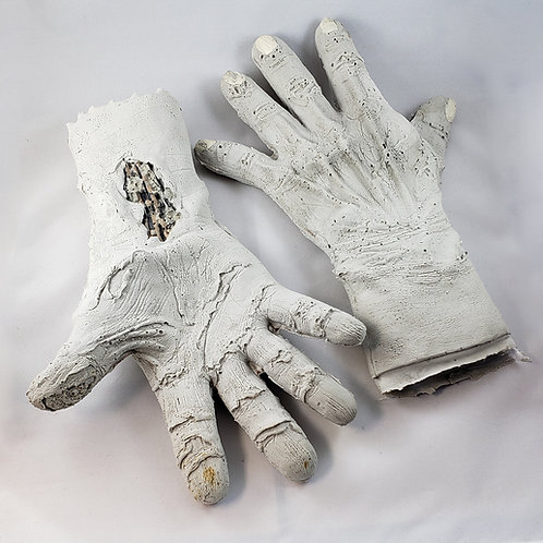 Marley's Ghost gloves (foam latex)