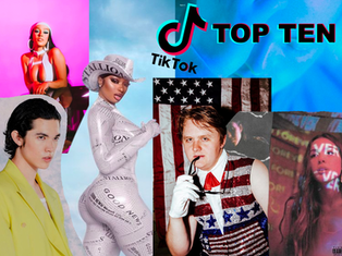 Top 10 Artists that Blew Up on TikTok
