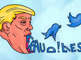 Numerous Tech Platforms Suspend Trump's Accounts