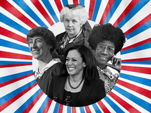A Walk Down Memory Lane: Women in U.S. Politics