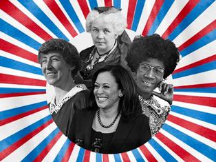 A Walk Down Memory Lane: Women in U.S. Politics