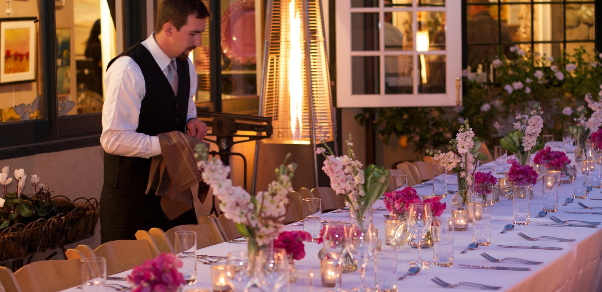 Elegant and Formal Dining