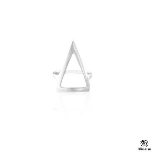 Anel Triângulo