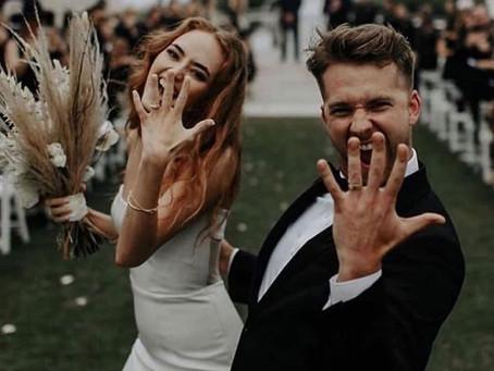 Quer alianças de casamento personalizadas? Saiba mais!