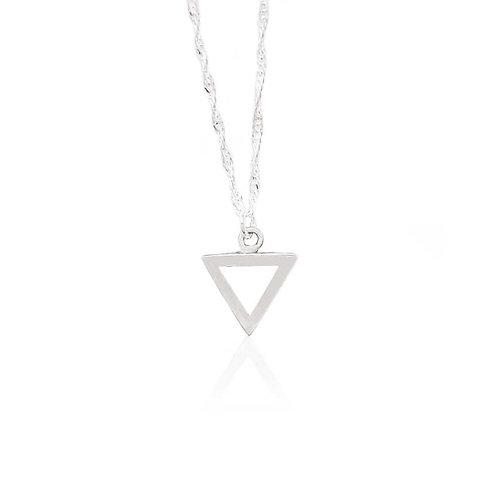 Colar Mini Poder Triangular