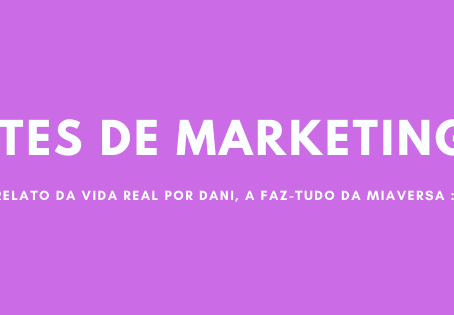 Bastidores #4 - Testes em Marketing