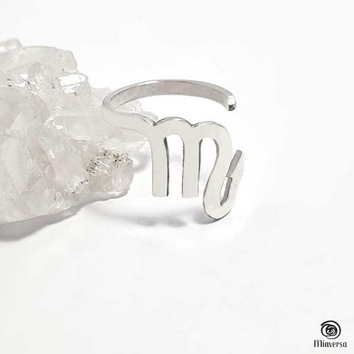 Anel Escorpião 4 mm