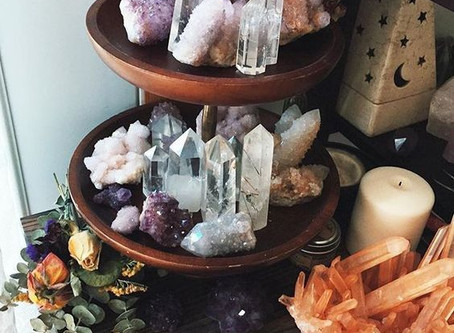 Programação de cristal e pedras. Você sabe para quê serve?