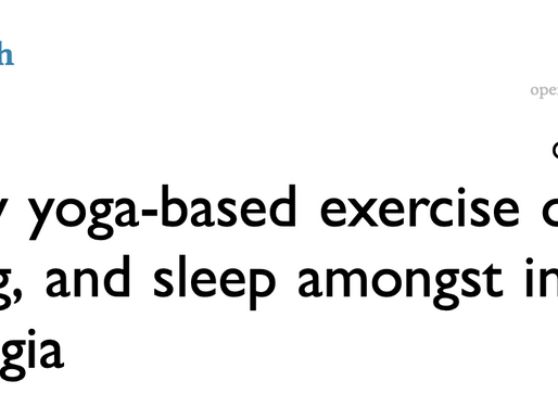 Yoga & Fibromyalgia