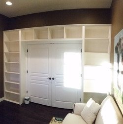 Finished & Painted Install