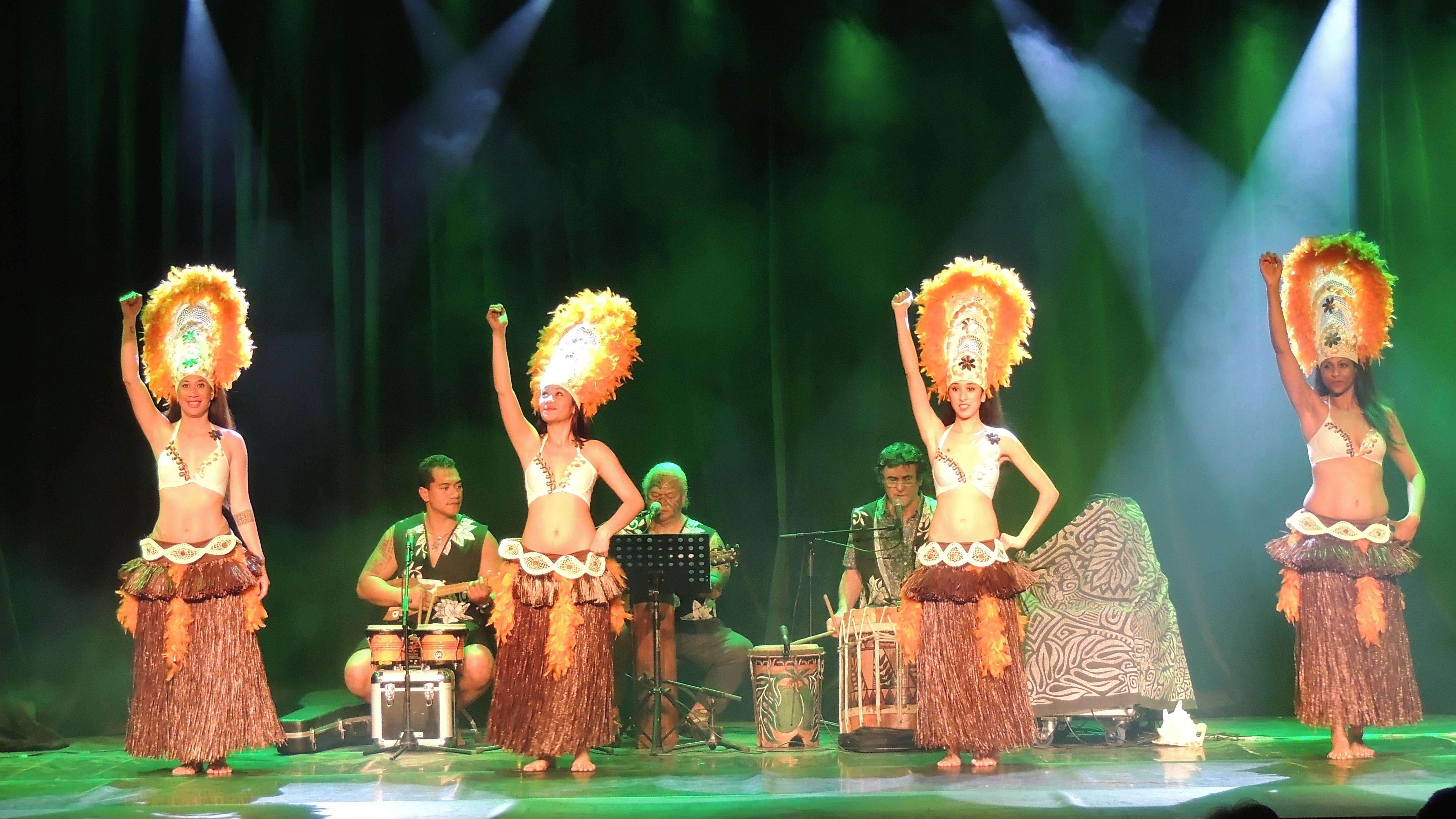Heiva I Tahiti - 2016