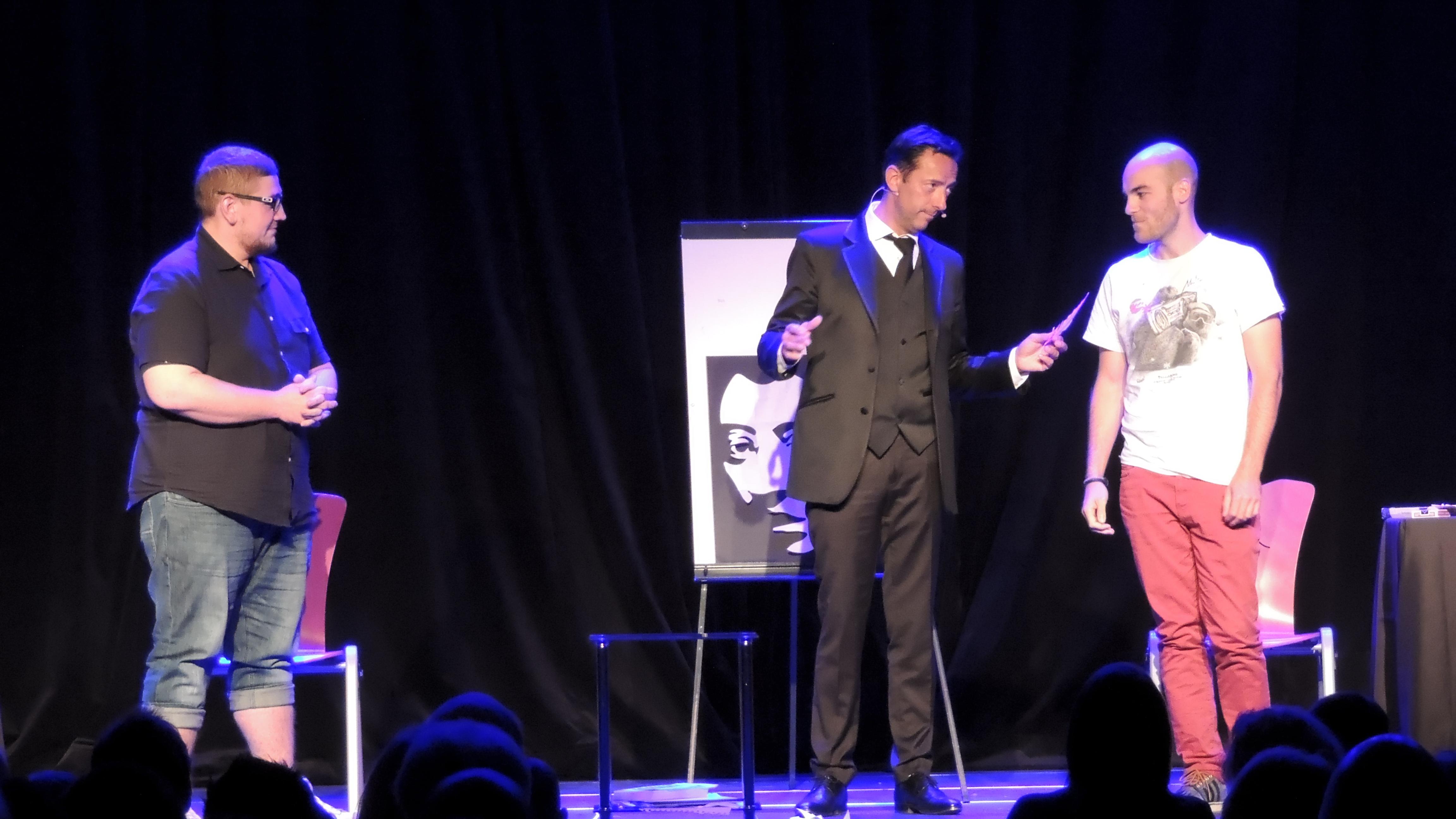 Antonio le magicien - 2017