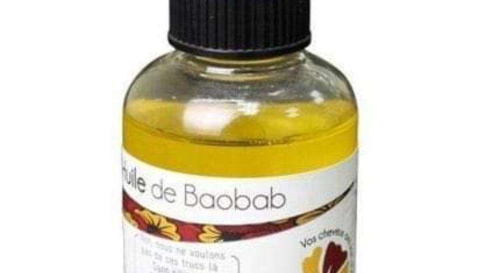 Huile de Baobab / Baobab oil