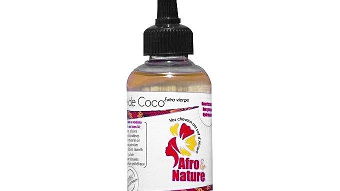Huile de coco/Coconut oil