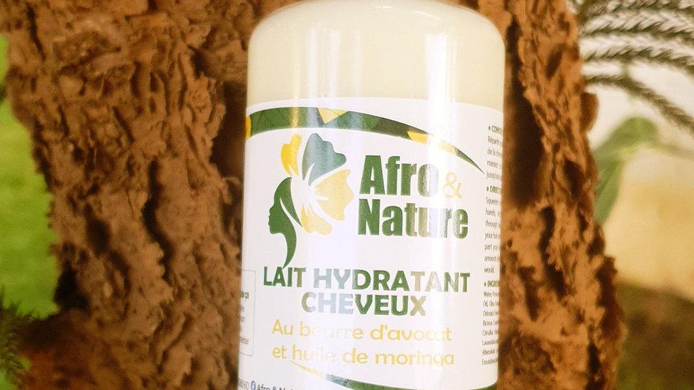 Lait Hydratant cheveux avocat 250ml