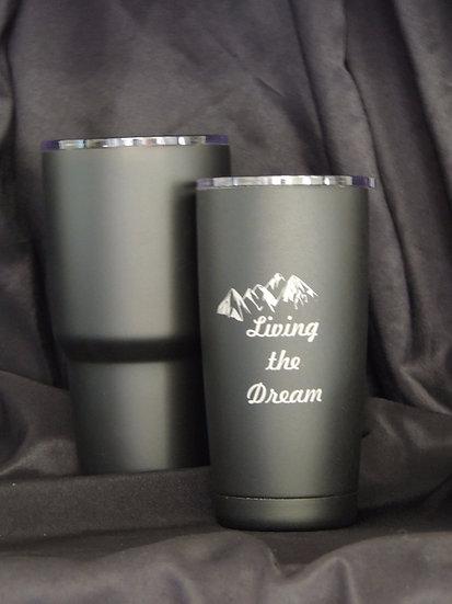 Etched Polar Mug