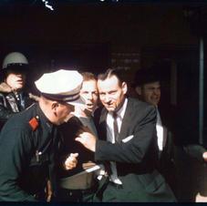 Oswald's Arrest Following the Murder of Officer J.D. Tippit