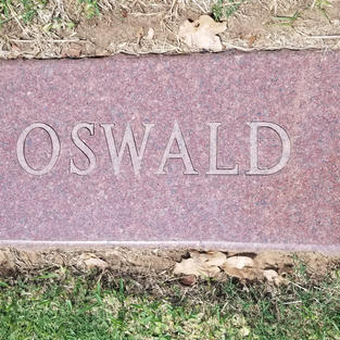Oswald Grave, Fort Worth