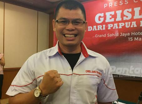 Apa Kabar Chris John? Legenda Tinju Indonesia yang Beralih Jadi Motivator dan Promotor