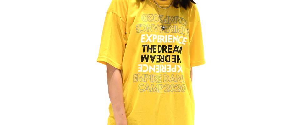 "EDC ""YELLOW"" T-Shirt"