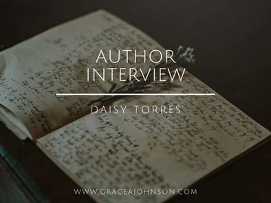 Author Interview: Daisy Torres