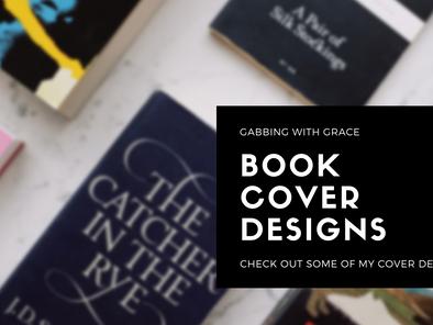 Book Cover Designs!